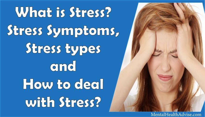 4 Types of Stress