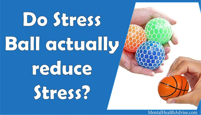 Do stress ball work